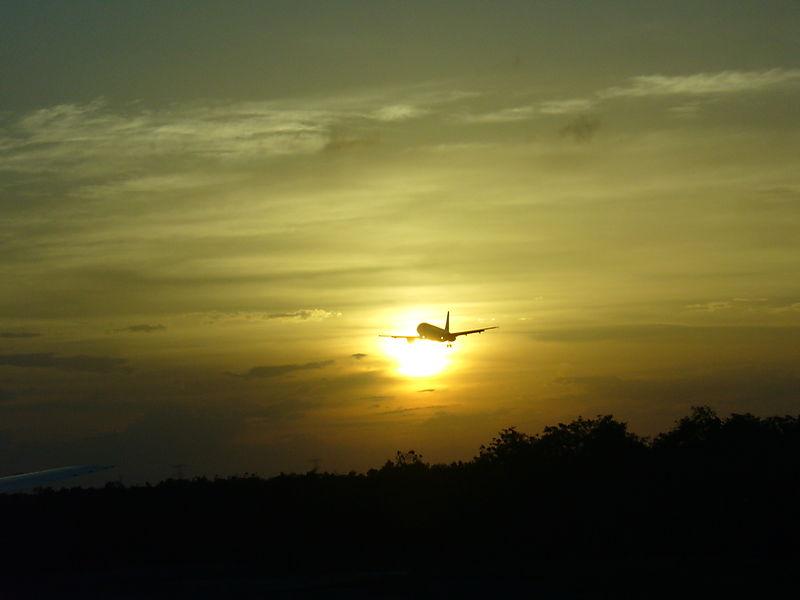Approaching Cancun